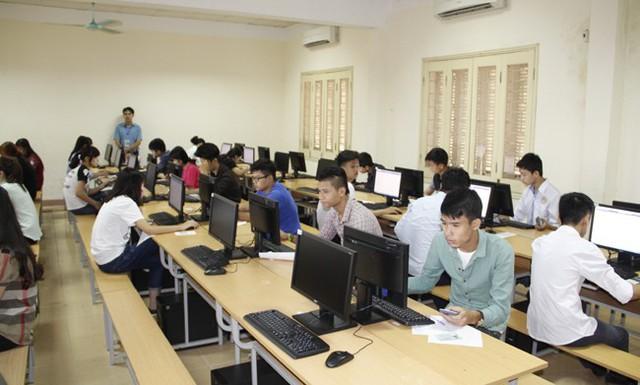 Thi tốt nghiệp THPT trên máy tính được thực hiện như thế nào? - Ảnh 1.