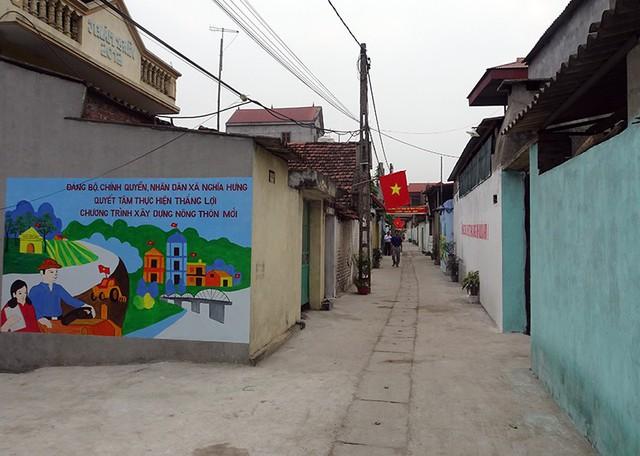 Vĩnh Phúc: Điểm sáng trong vệ sinh môi trường bảo vệ sức khỏe người dân ở nông thôn - Ảnh 1.