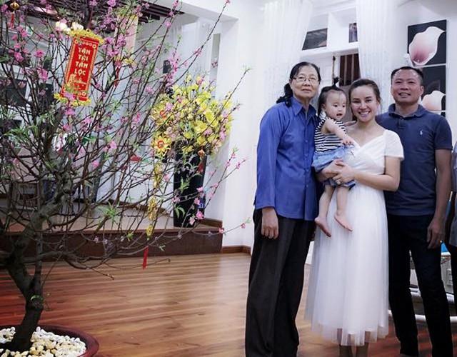 Vy Oanh mãn nguyện bên chồng đại gia - Ảnh 12.