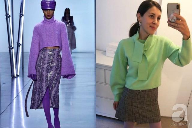 BTV gợi ý ứng dụng các thiết kế sàn diễn vào trang phục hàng ngày, hóa ra không hề khó như tưởng tượng - Ảnh 7.