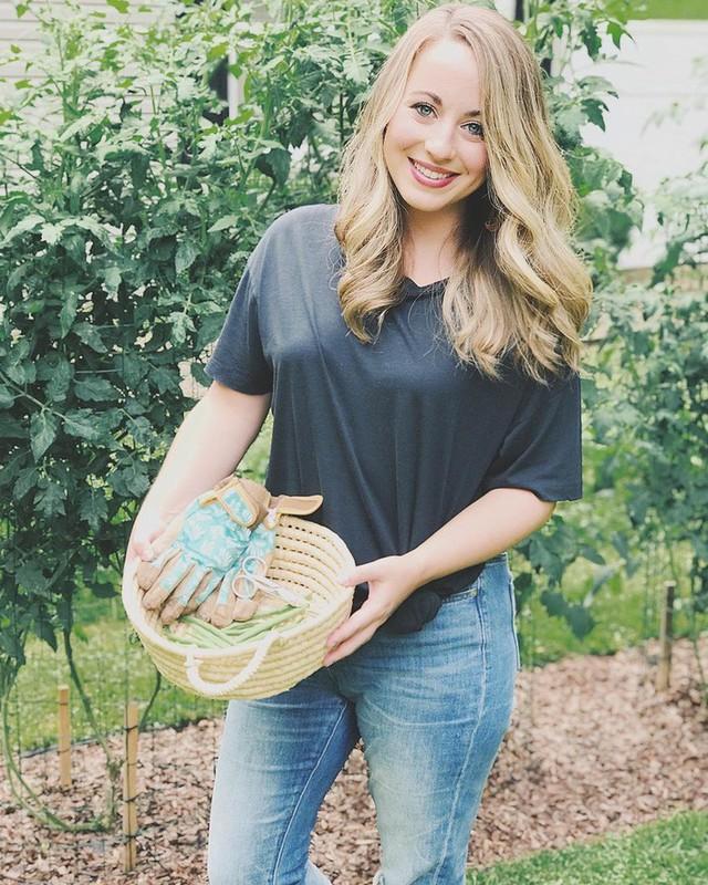Cô giáo trẻ xinh đẹp yêu làm vườn, thích nấu ăn và giấc mơ được trồng rau quả sạch suốt cuộc đời - Ảnh 2.