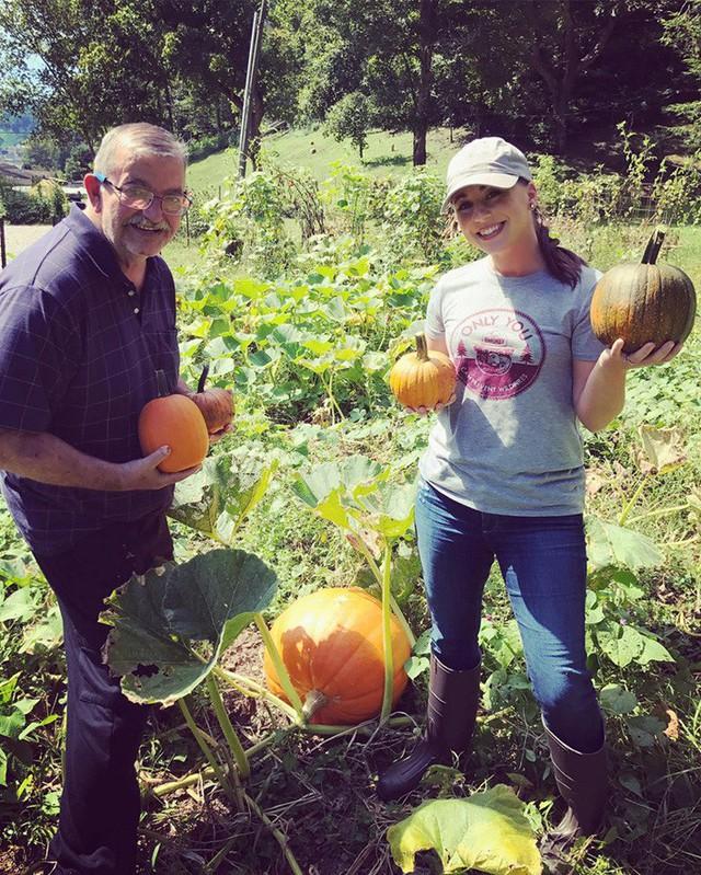 Cô giáo trẻ xinh đẹp yêu làm vườn, thích nấu ăn và giấc mơ được trồng rau quả sạch suốt cuộc đời - Ảnh 14.