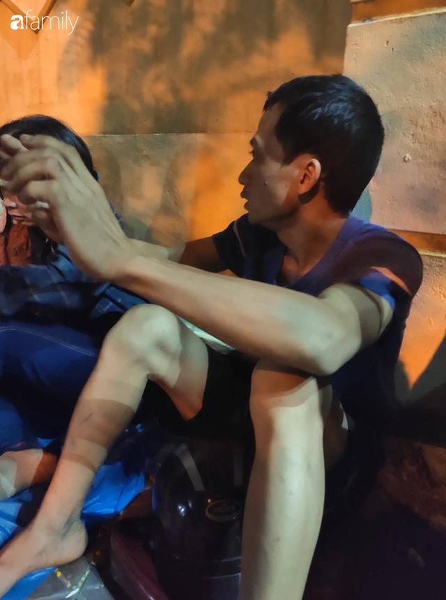 Anh trai tài xế xe ôm công nghệ nghi bị sát hại ở bãi đất hoang Hà Nội: Nhìn thấy em tôi rụng rời chân tay - Ảnh 4.