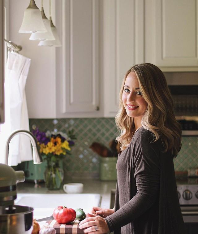 Cô giáo trẻ xinh đẹp yêu làm vườn, thích nấu ăn và giấc mơ được trồng rau quả sạch suốt cuộc đời - Ảnh 28.