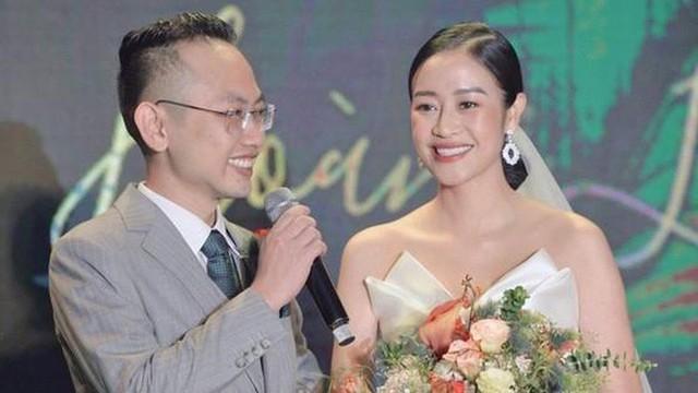 Kết hôn 3 tháng, MC Phí Linh hé lộ đoạn hội thoại cực ngọt với ông xã, chứng minh cuộc sống hôn nhân trong mơ - Ảnh 4.