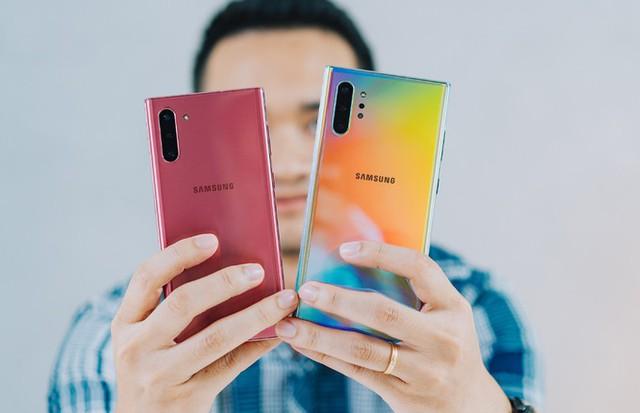 4 lựa chọn smartphone sáng giá cuối 2019  - Ảnh 1.