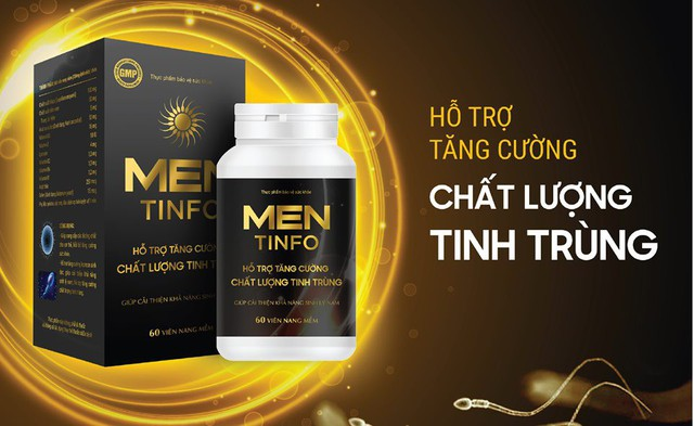 Mentinfo – Giải pháp hỗ trợ tăng cường chất lượng tinh trùng - Ảnh 3.