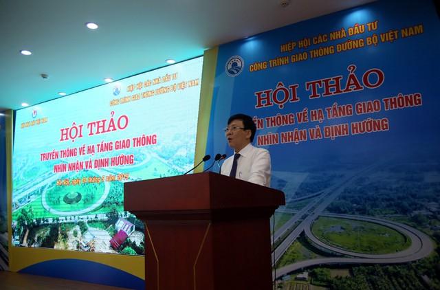 Hệ thống kết cấu hạ tầng giao thông ở nước ta còn yếu kém, lạc hậu, là điểm nghẽn của quá trình phát triển - Ảnh 1.