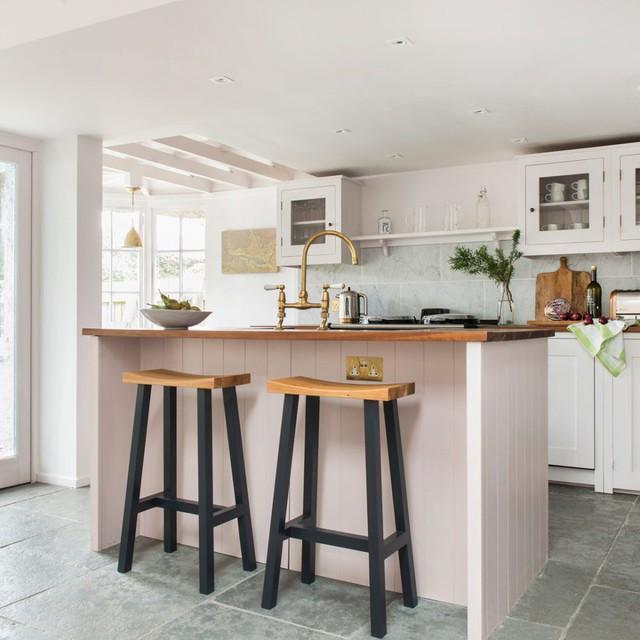 6 ý tưởng để có một căn bếp màu trắng hoàn hảo, ai đến cũng ngất ngây - Ảnh 1.