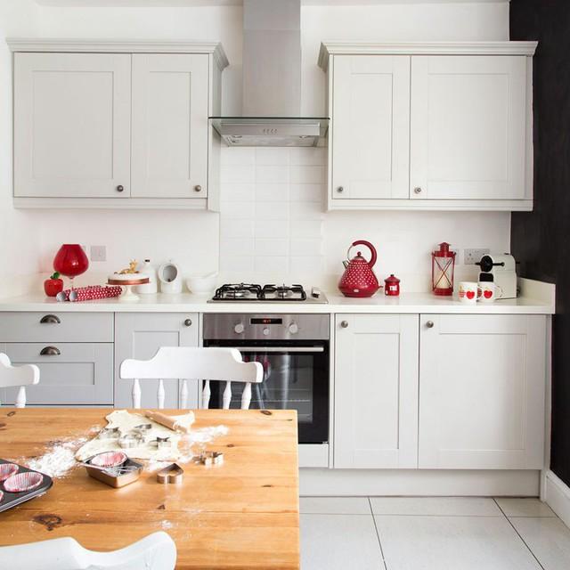 6 ý tưởng để có một căn bếp màu trắng hoàn hảo, ai đến cũng ngất ngây - Ảnh 5.