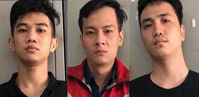 Nhóm 9X truy sát nhân viên quán nhậu ở Sài Gòn bị bắt - Ảnh 1.