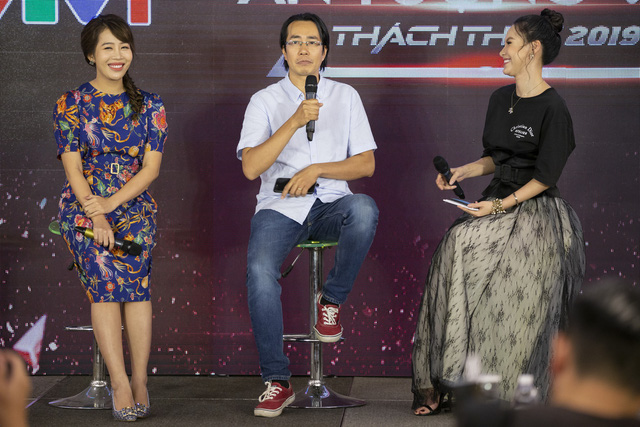Thu Quỳnh phát ngôn đầy ẩn ý khi Minh Hà tránh không ngồi chung sân khấu trong họp báo - Ảnh 3.