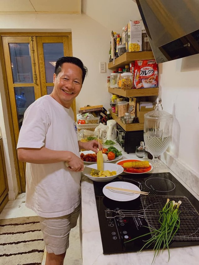 Ông xã Phan Như Thảo chia sẻ điểm giống nhau giữa mình và vợ, tiết lộ bí kíp thành công của nữ diễn viên - Ảnh 4.