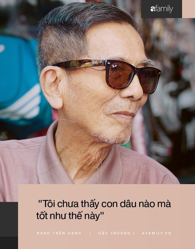Người đàn ông khắc khổ nhất màn ảnh Việt NSND Trần Hạnh trải lòng về người vợ hay ghen và sự thật câu chuyện mưu sinh vất vả mà người đời hay bàn tán  - Ảnh 6.