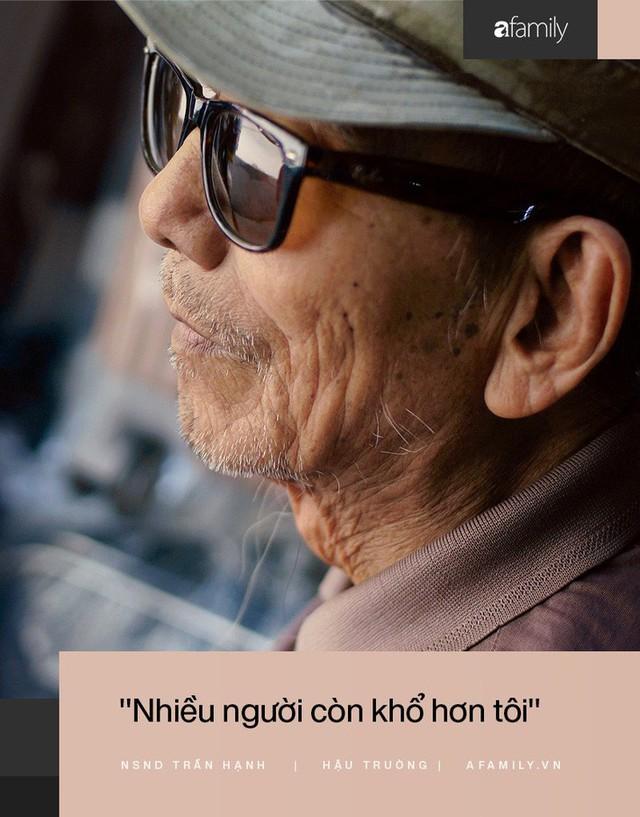 Người đàn ông khắc khổ nhất màn ảnh Việt NSND Trần Hạnh trải lòng về người vợ hay ghen và sự thật câu chuyện mưu sinh vất vả mà người đời hay bàn tán  - Ảnh 8.