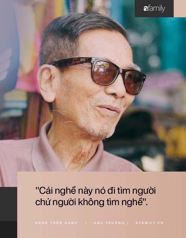 Người đàn ông khắc khổ nhất màn ảnh Việt NSND Trần Hạnh trải lòng về người vợ hay ghen và sự thật câu chuyện mưu sinh vất vả mà người đời hay bàn tán  - Ảnh 10.