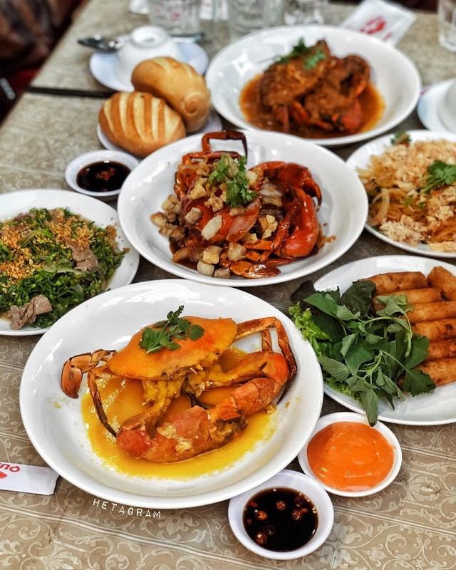 5 quán hải sản tươi ngon ở TP.HCM cho hội bạn thân tụ tập - Ảnh 11.