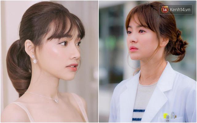 Nhã Phương vừa đổi kiểu tóc, dân tình đã thi nhau trầm trồ: Giống Song Hye Kyo quá - Ảnh 7.