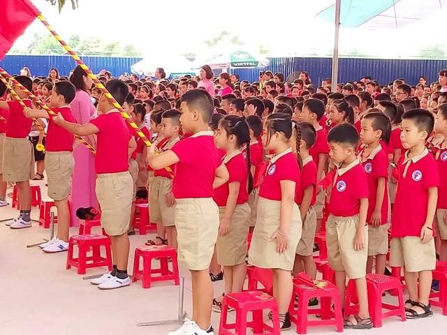 Những điều đặc biệt trong ngày khai giảng năm học mới tại Hải Phòng - Ảnh 9.