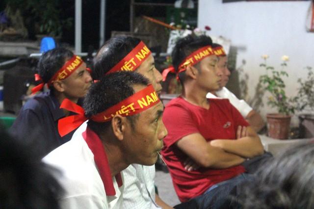 Người dân quê tiếc nuối khi tuyển Việt Nam hòa Thái Lan - Ảnh 11.
