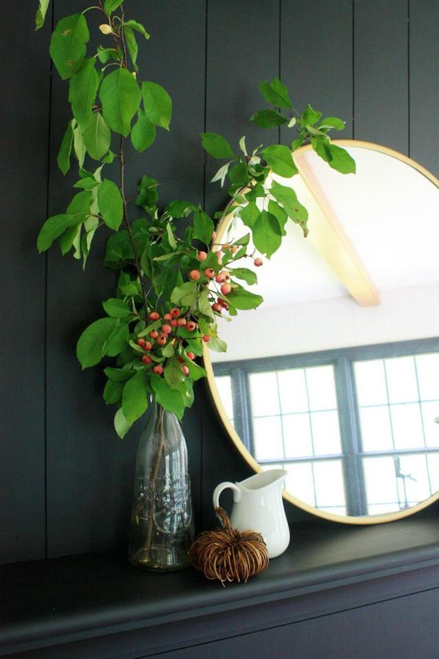 Không cần phải tốn tiền bạc hay công sức, với một chút sáng tạo là bạn có thể đem mùa thu đẹp dịu dàng vào nhà - Ảnh 14.