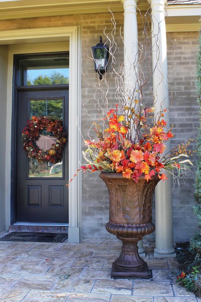 Không cần phải tốn tiền bạc hay công sức, với một chút sáng tạo là bạn có thể đem mùa thu đẹp dịu dàng vào nhà - Ảnh 4.