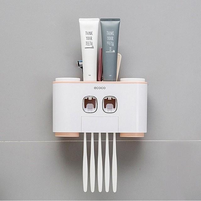 Giá đựng đa năng không cần khoan tường giúp phòng tắm luôn gọn gàng - Ảnh 6.