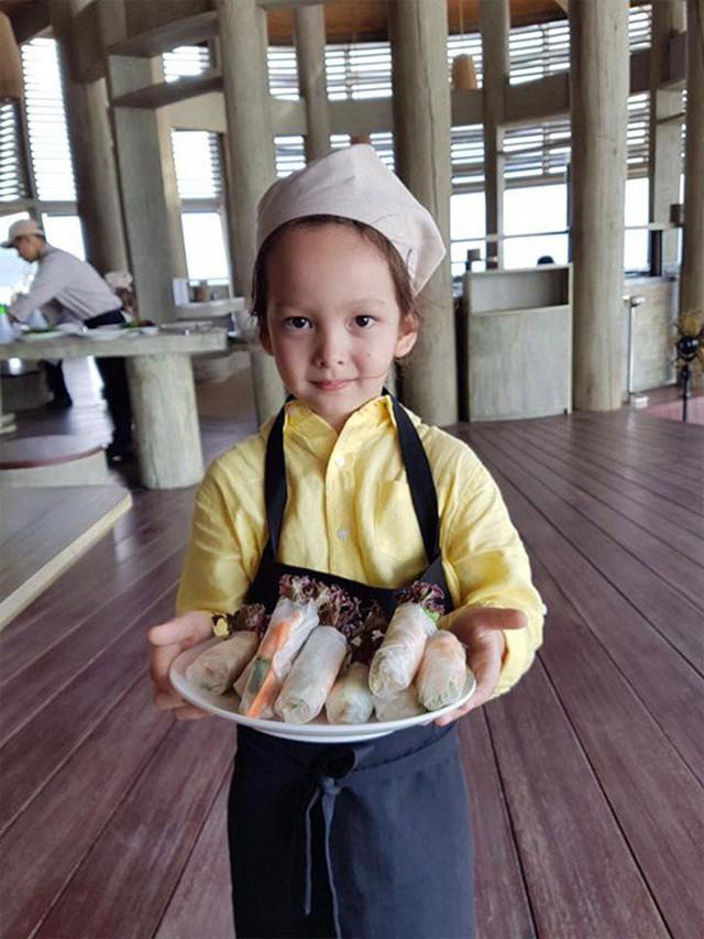 Khoe con gái xinh làm bếp trưởng nhưng Hồng Nhung tiếc đứt ruột vì quên mất một điều  - Ảnh 9.