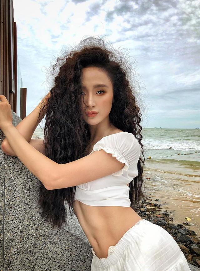 Sau thời gian ở ẩn, tích cực tham gia nhiều khóa tu và dự án từ thiện, Angela Phương Trinh bất ngờ trở lại khoe thân hình nóng bỏng  - Ảnh 9.