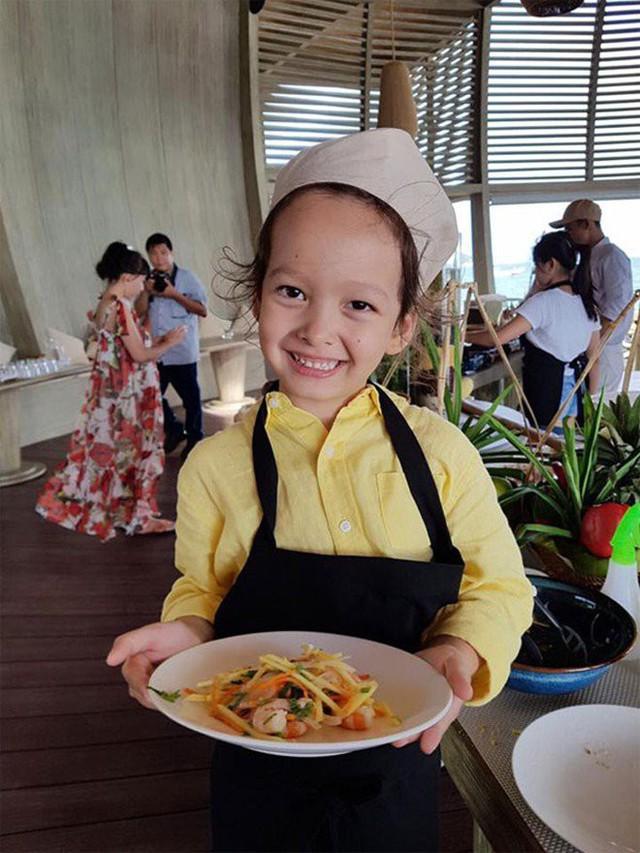 Khoe con gái xinh làm bếp trưởng nhưng Hồng Nhung tiếc đứt ruột vì quên mất một điều  - Ảnh 10.