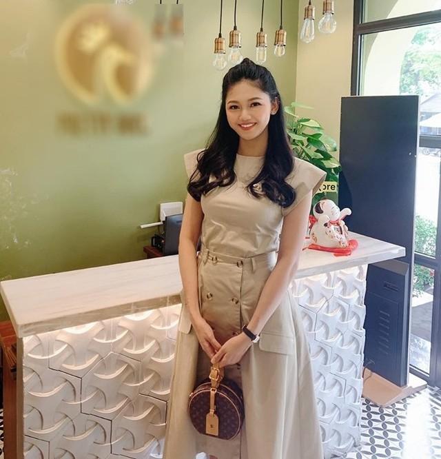 Á hậu Thanh Tú giảm 10 kg sau sinh - Ảnh 6.
