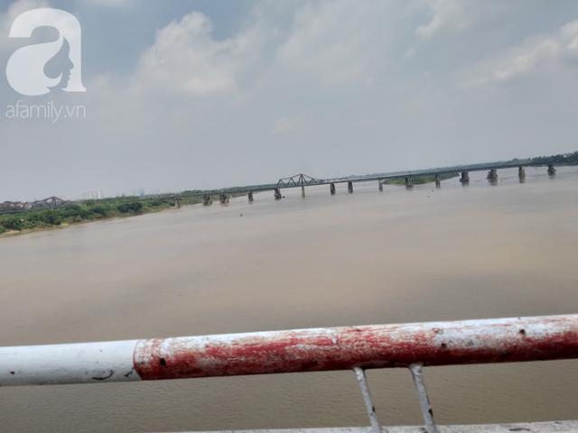 Sự thật vụ nam thanh niên mất tích sau khi nhảy xuống sông Hồng cứu nạn nhân tự tử trên cầu Long Biên - Ảnh 5.