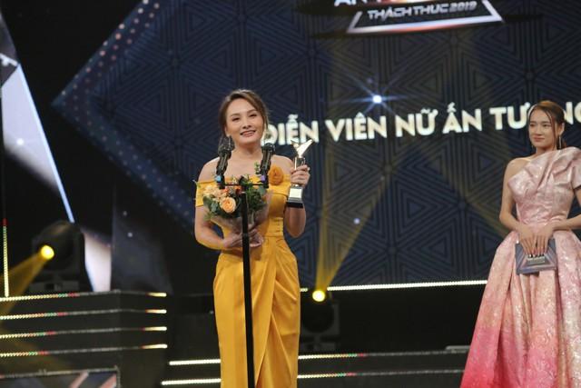 """VTV Awards 2019: Bảo Thanh nói gì khi """"qua mặt"""" Thu Quỳnh giành giải """"Diễn viên nữ ấn tượng""""? - Ảnh 1."""