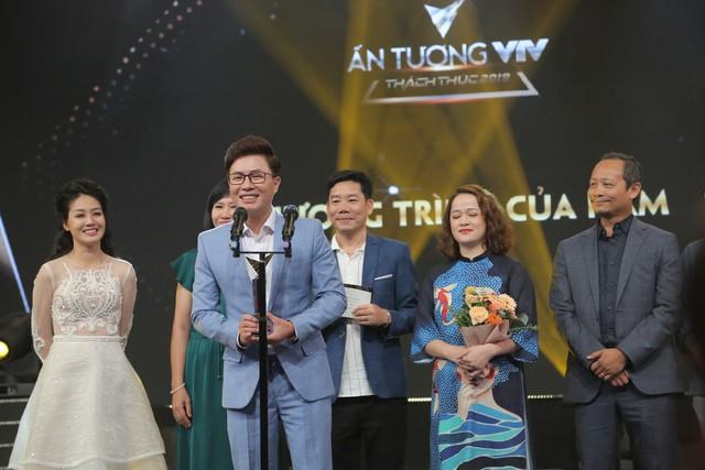 """MC Lê Anh: """"Giai điệu tự hào"""" chờ đợi 3 năm để đạt giải thưởng """"Chương trình của năm"""" tại VTV Awards 2019 - Ảnh 1."""