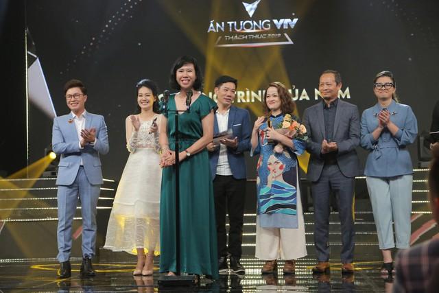 """MC Lê Anh: """"Giai điệu tự hào"""" chờ đợi 3 năm để đạt giải thưởng """"Chương trình của năm"""" tại VTV Awards 2019 - Ảnh 2."""