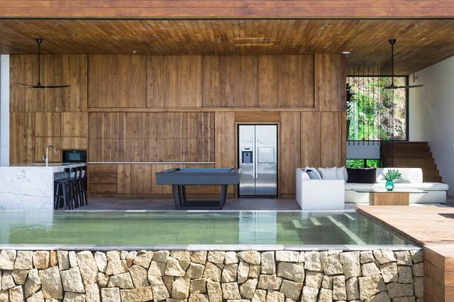 Thế giới thư giãn trong biệt thự Nha Trang  - Ảnh 7.