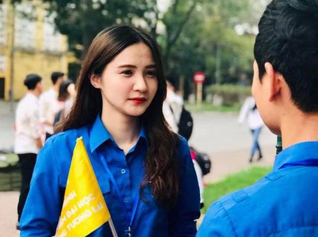 Những cô gái xinh đẹp, học giỏi của ĐH Bách khoa Hà Nội - Ảnh 1.