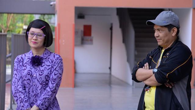 Thanh Thúy xung đột với Đức Thịnh trong phim - Ảnh 2.