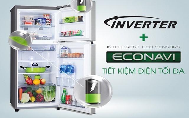 Top 5 tủ lạnh tích hợp công nghệ Inverter tốt nhất hiện nay - Ảnh 1.