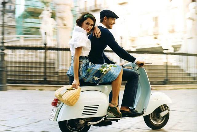 Xe Vespa bị cấm lưu hành tại chính quê hương Italy nhằm giảm ô nhiễm môi trường - Ảnh 1.