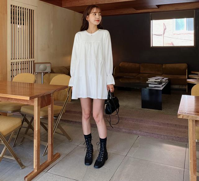 """4 kiểu váy đáng sắm nhất mùa Thu 2019, chị em xem qua cũng """"tậu"""" được vài cái  - Ảnh 15."""