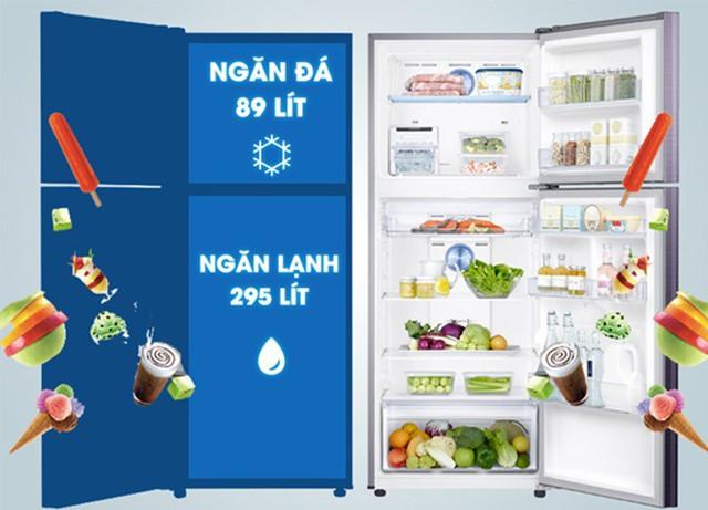 Top 5 tủ lạnh tích hợp công nghệ Inverter tốt nhất hiện nay - Ảnh 3.