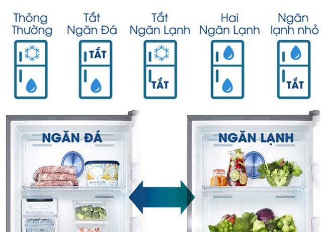 Top 5 tủ lạnh tích hợp công nghệ Inverter tốt nhất hiện nay - Ảnh 4.