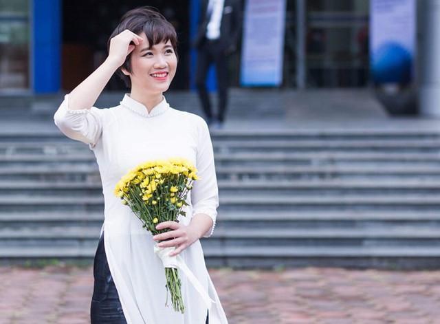 Những cô gái xinh đẹp, học giỏi của ĐH Bách khoa Hà Nội - Ảnh 5.