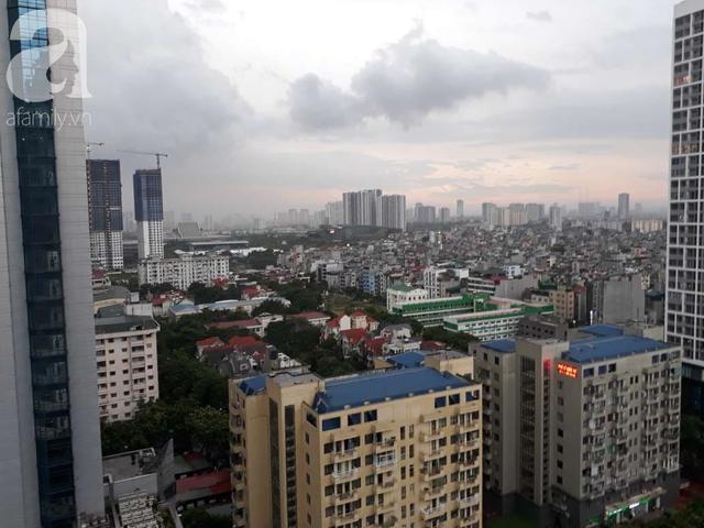 Hà Nội mưa lớn giờ tan tầm, nguy cơ gây ngập úng các quận nội thành - Ảnh 5.
