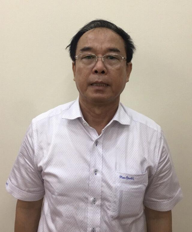 Nguyên Chủ tịch UBND TP.HCM Lê Hoàng Quân bị kiến nghị xử lý kỷ luật nghiêm khắc - Ảnh 1.