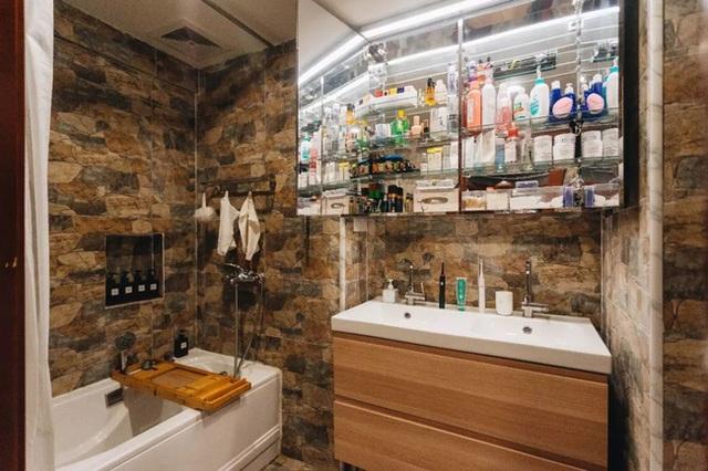 Thay vì mua nhà ngoại ô rộng rãi, chàng trai dành tiền cải tạo căn hộ 35m² đẹp tiện nghi ở trung tâm thành phố - Ảnh 17.