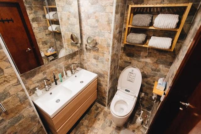 Thay vì mua nhà ngoại ô rộng rãi, chàng trai dành tiền cải tạo căn hộ 35m² đẹp tiện nghi ở trung tâm thành phố - Ảnh 18.