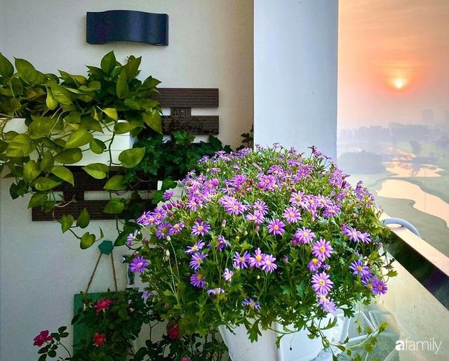 Ngày đầu năm ghé thăm những góc nhỏ dịu dàng sắc hoa trong căn nhà ấm cúng của bà mẹ trẻ Hà Nội - Ảnh 40.