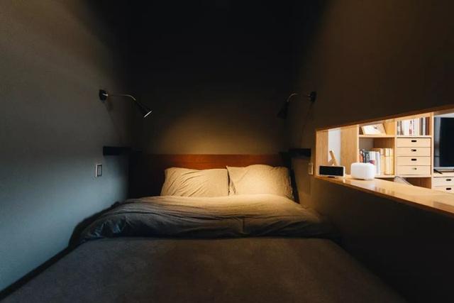 Thay vì mua nhà ngoại ô rộng rãi, chàng trai dành tiền cải tạo căn hộ 35m² đẹp tiện nghi ở trung tâm thành phố - Ảnh 8.